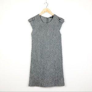 Cynthia Steffe Gray Sleeveless Lined Dress